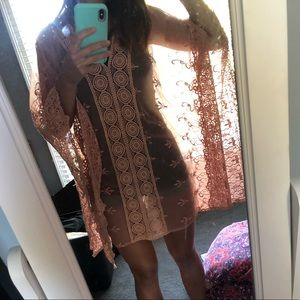 Free people cover up